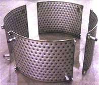 clamp on exchanger jackets