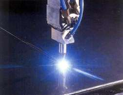 laser welded plate exchangers