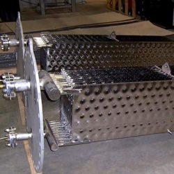 Plate Coil Assembly